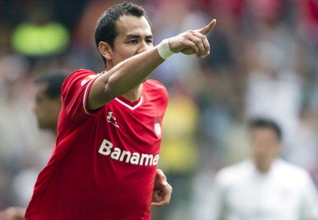 Séptimo goleador desde el Toluca