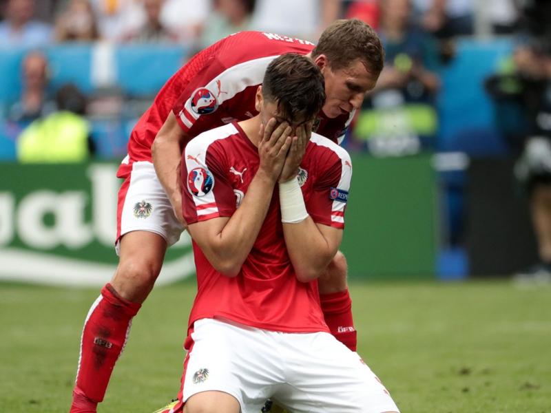 Géorgie-Autriche (1-2), l'Autriche s'en sort difficilement