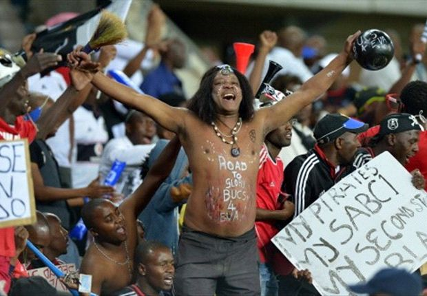 Orlando Pirates fans expecting Bucs to win with a big margin