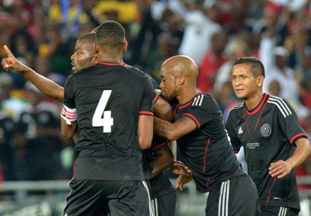 Orlando Pirates 1-0 Maritzburg United: Pelembe snatches late victory
