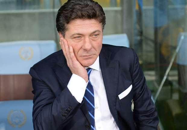 Inter boss Walter Mazzarri