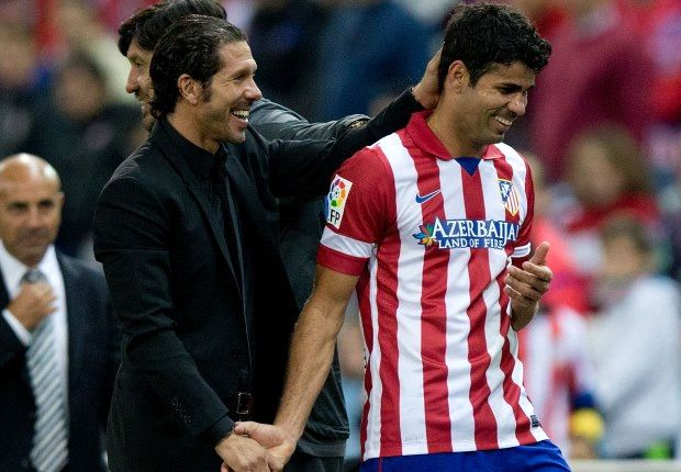 Diego Costa close to Ballon d'Or, claims Simeone