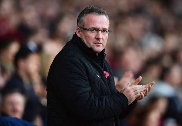 Aston Villa boss Paul Lambert hopeful of Delph return