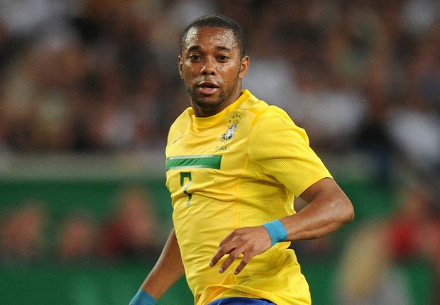 Robinho desperate to make most of surprise call up