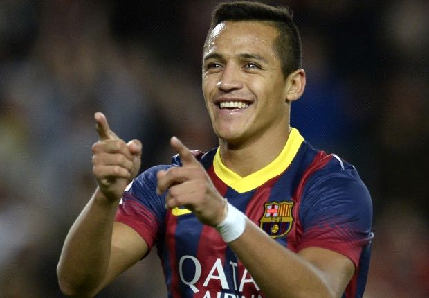 Sanchez has been in great form for Chile and Barcelona.