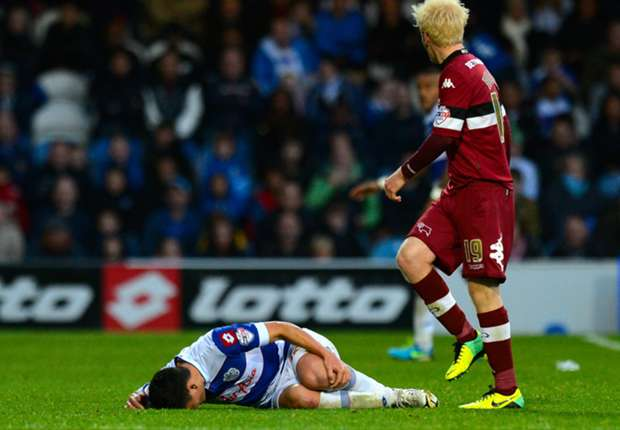 QPR midfielder Faurlin set for lengthy lay-off