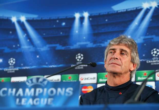Manchester City boss Pellegrini wants to move on after CSKA Moscow racism storm