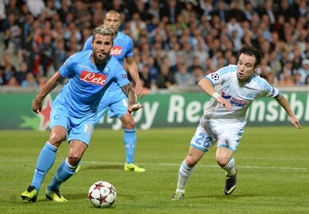 Napoli-Olympique de Marseille Preview: Partenopei face pointless French opposition
