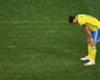 Courtois déçu pour Ibrahimovic