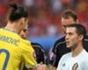 Hazard: Ibrahimovic not done yet