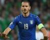 """Bonucci: """"Antonio Conte realmente é o mestre"""""""