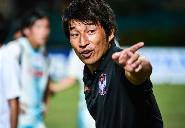 The Japanese coach leaves after four years in charge at the club.