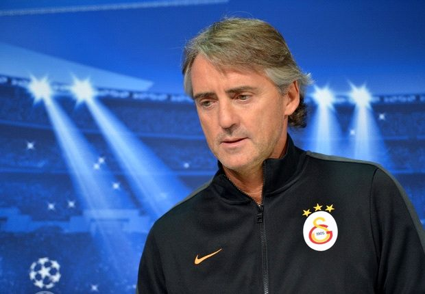 Galatasaray can qualify, insists Mancini