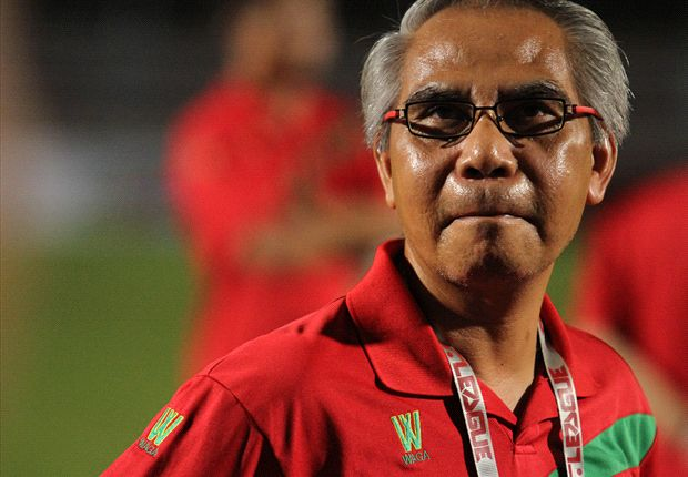 Former Woodlands Wellington coach Salim Moin will lead Tampines Rovers for 2014.