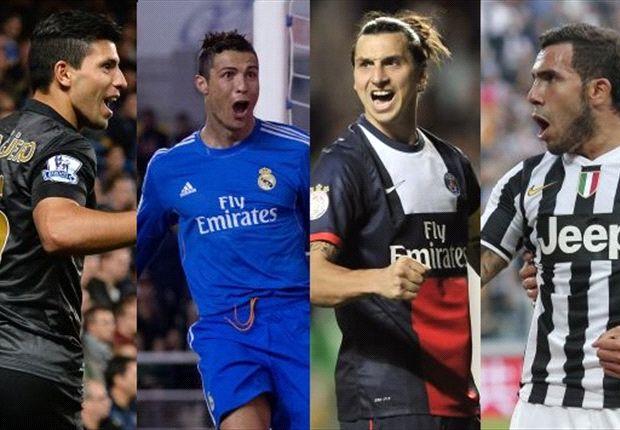 Wer trifft am 4. Spieltag der Champions League?