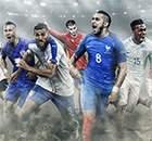 A análise da fase de grupos da Euro 2016