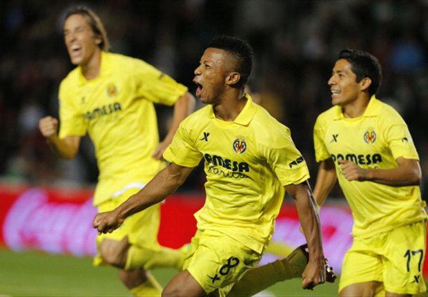 Ike Uche scores 13th La Liga goal