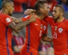 Chile slides past Colombia to final