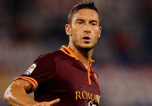 Roma have better players than Juventus? Totti trash talk is well wide of the mark