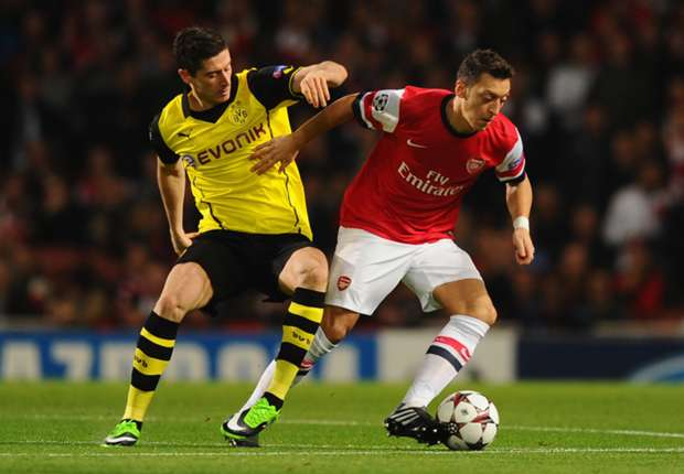 Ozil: Dortmund can win Champions League