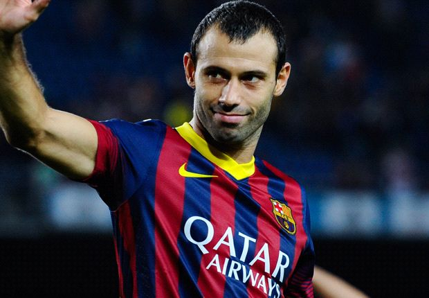 Mascherano on Napoli wishlist