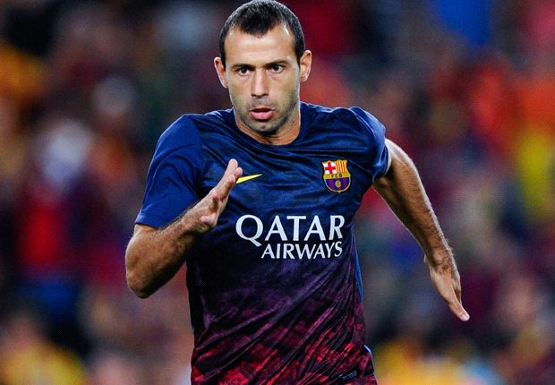Mascherano: Guardiola is more than special