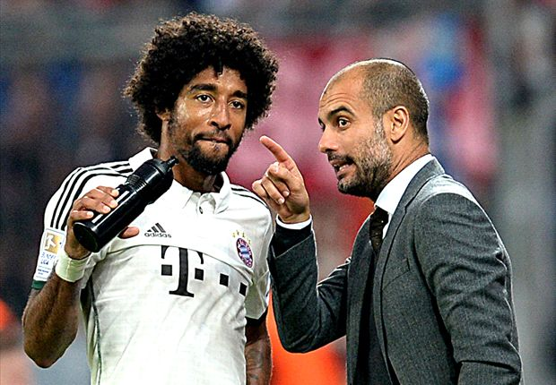 Dante: Bayern the best thing that could happen to me