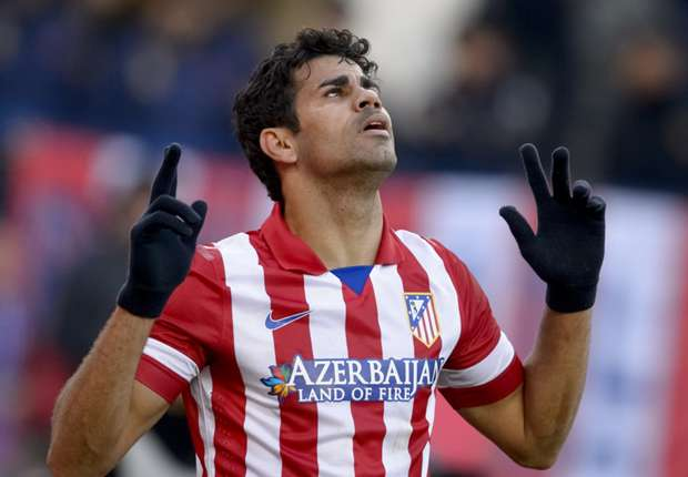 Diego Costa receives first Spain call-up