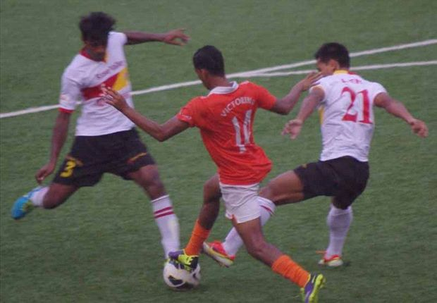 Top and Flop: Sporting Clube de Goa 1-1 East Bengal