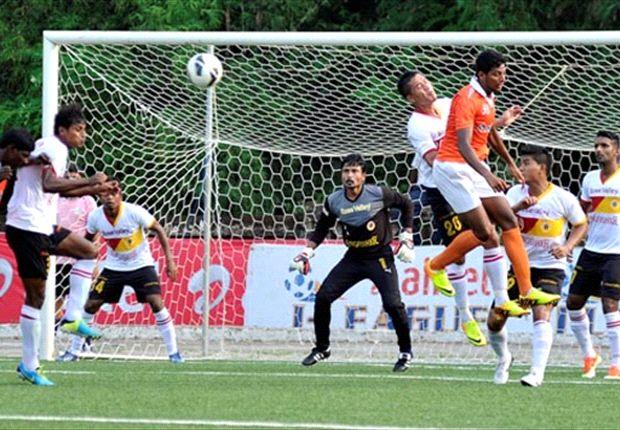 Sporting Clube de Goa 1-1 East Bengal