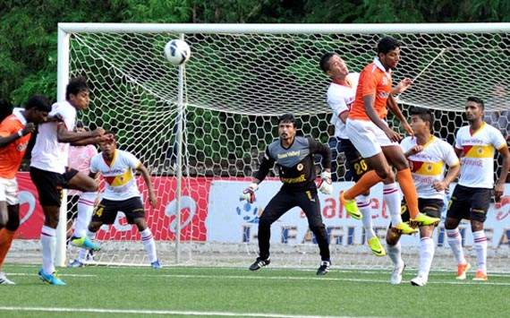 East Bengal salvage a point