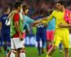 Casillas se llevó la camiseta de portero de Croacia