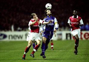 Gabriel Batistuta versus Arsenal