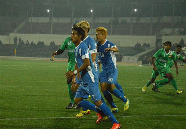 Rangdajied United FC 2-2 Salgaocar FC: A late strike denies the hosts their first win