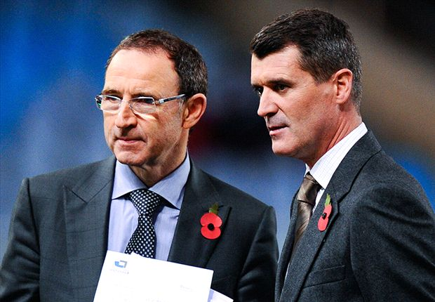O'Neill and Keane vow to get tough on Ireland players