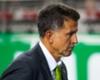 Osorio le bajó el pulgar a Guardado