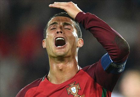 'Ronaldo nowhere near Messi's level'