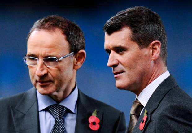 O'Neill disagreed with Keane's World Cup withdrawal