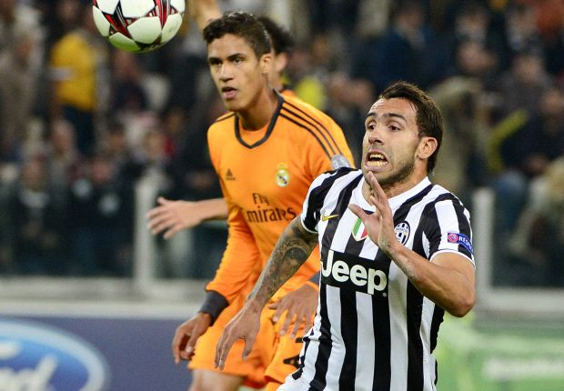 Tévez sueña con salir campeón con Juventus.