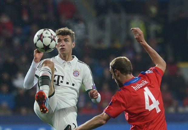War nicht zufrieden: Thomas Müller