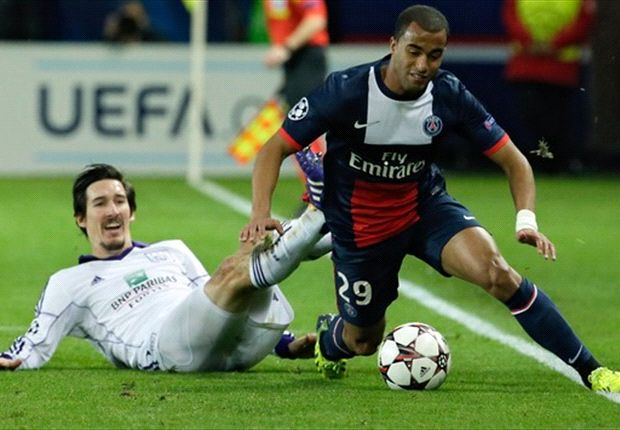 Paris Saint-Germain 1-1 Anderlecht: Ibrahimovic saves Parisiens from defeat