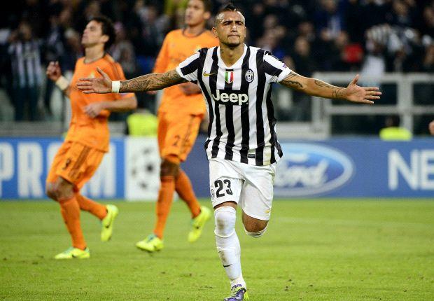 Arturo Vidal acalla los rumores sobre su fichaje por el Real Madrid