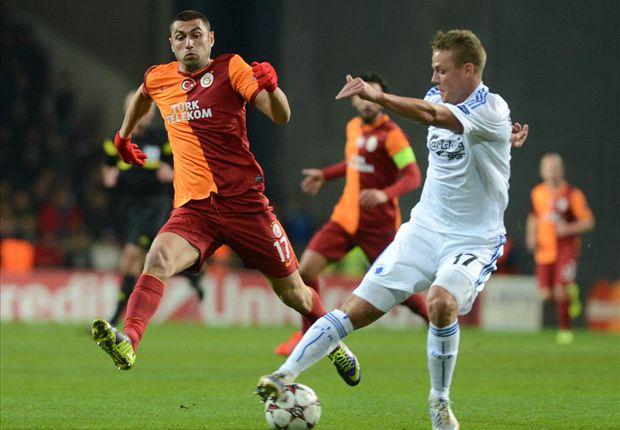 Copenhague 1-0 Galatasaray: El taconazo de Braaten agita el grupo B