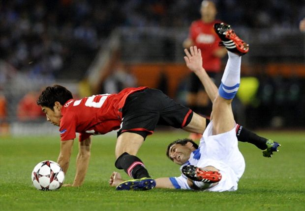 Real Sociedad 0-0 Manchester United: Van Persie misses penalty as Red Devils stutter