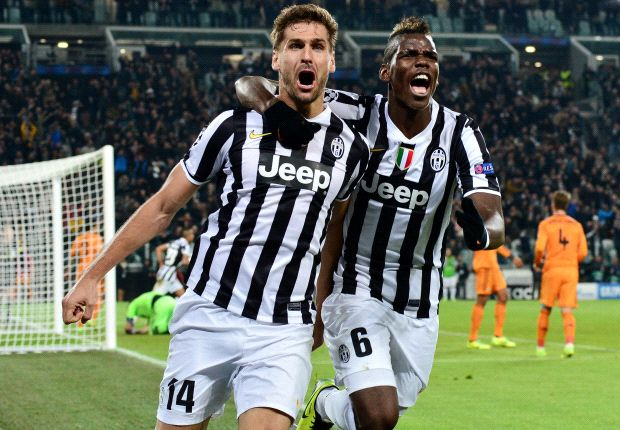 Juventus 2-2 Real Madrid: Llorente rescues point in Turin thriller