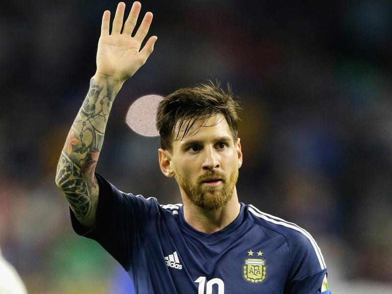 Argentine, la lettre touchante d'une supportrice adressée à Messi !