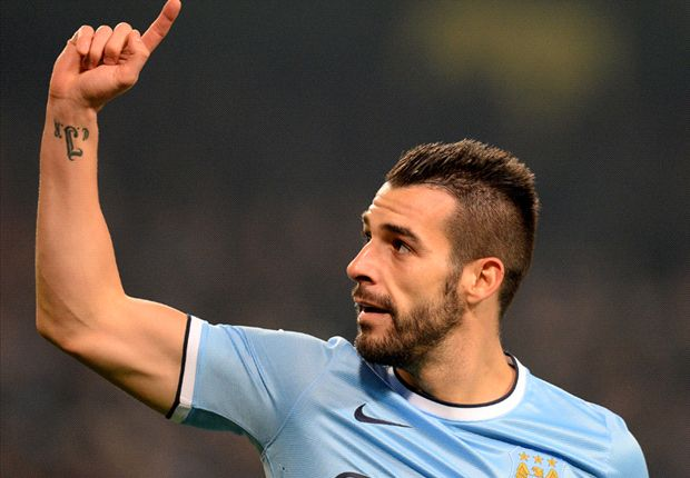 Negredo 'optimistic' over World Cup inclusion despite slump