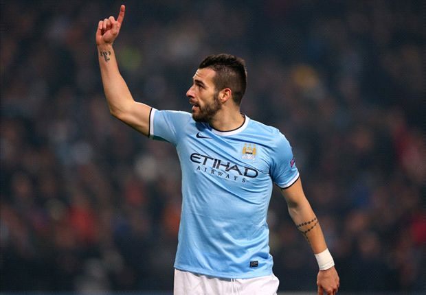 Manchester City 5-2 CSKA Moscow: Negredo hits hat-trick as City progress