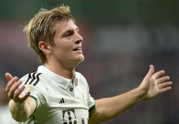 Kroos: Bayern were careless in possession