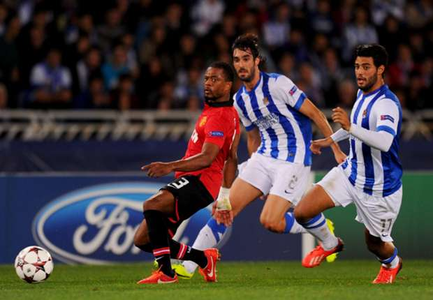 Real Sociedad deserved Manchester United draw - Arrasate